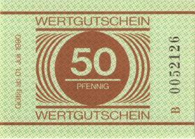 MDI-37 DDR Gefängnisgeld 10 Pfennig (1990) (1-)