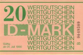 MDI-41 DDR Gefängnisgeld 20 DM (1990) (1)