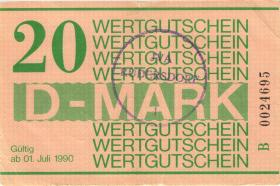 MDI-41 DDR Gefängnisgeld 20 DM (1990) (3)