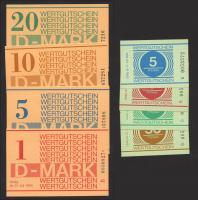 MDI-17-32 DDR Gefängnisgeld Serie B 1 Pfennig - 20 Mark (1)