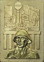 NVA Ehrenplakette Stadtkommandatur für Generale