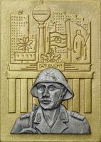 NVA Ehrenplakette Stadtkommandatur für Offiziere