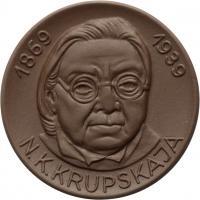 Meissen - Nadeschda K. Krupskaja