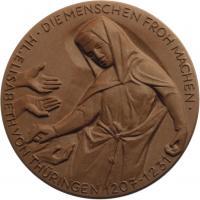 Meissen - Elisabeth v. Thüringen / Wartburg