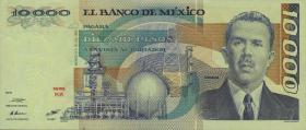 Mexiko / Mexico P.089a 10000 Pesos 1985 (1)
