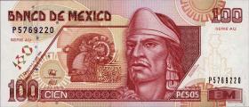 Mexiko / Mexico P.108b 100 Pesos 1996 (1)