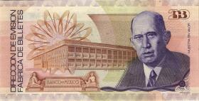 Mexiko / Mexico Testnote 20 Jahre Banknotenherstellung (1)