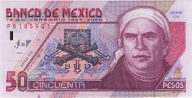Mexiko / Mexico P.112 50 Pesos 2000 (1)