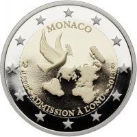 Monaco 2 Euro 2013 Vereinte Nationen PP