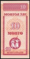 Mongolei / Mongolia P.49 10 Mongo (1993) (1)