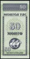 Mongolei / Mongolia P.51 50 Mongo (1993) (1)