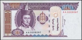 Mongolei / Mongolia P.65a 100 Tugrik 2000 (1)