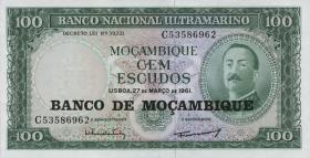 Mozambique P.117 100 Escudos (1976) (1)
