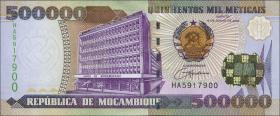 Mozambique P.142 500.000 Meticais 2003 (2004) (1)