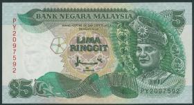 Malaysia P.35 5 Ringgit (1995) (1)