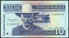 Namibia P.01 10 Dollars (1993) (2)
