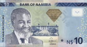 Namibia P.11b 10 Namibia Dollars 2013 (1)