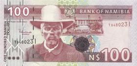 Namibia P.09A 100 Dollars (2003) (1)