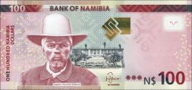Namibia P.14 100 Namibia Dollars 2012 (1)