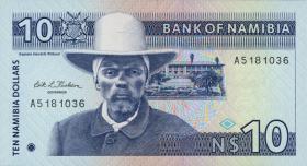 Namibia P.01 10 Dollars (1993) (1)