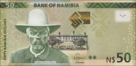 Namibia P.13 50 Namibia Dollars 2012 (1)