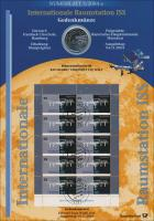 2004/5 Internationale Raumstation ISS - Numisblatt