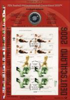 2004/6 Fußball-WM  - Numisblatt