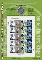 2005/5 Fußball-WM - Numisblatt