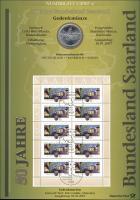 2007/1 Saarland - Numisblatt