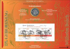 2007/3 Wilhelm Busch - Numisblatt