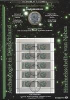 2008/5 Himmelsscheibe von Nebra - Numisblatt