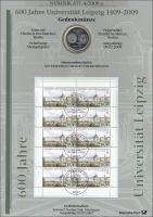 2009/4 Uni. Leipzig - Numisblatt