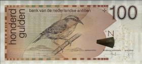 Niederl. Antillen / Netherlands Antilles P.31f 100 Gulden 2012 (1)