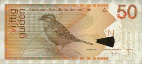 Niederl. Antillen / Netherlands Antilles P.30f 50 Gulden 2012 (1)