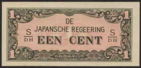 Ndl. Indien / Netherlands Indies P.119b 1 Cent (1942) (1)