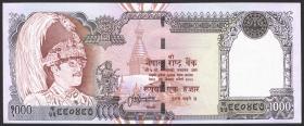 Nepal P.44 1000 Rupien (2000) (1)