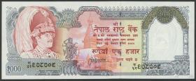 Nepal P.36d 1000 Rupien (1996)(1)