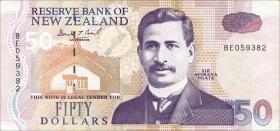 Neuseeland / New Zealand P.180 50 Dollars (1992) (1)