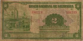 Nicaragua P.064 2 Cordobas 1939 (5)