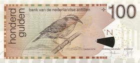 Niederl. Antillen / Netherlands Antilles P.31e 100 Gulden 2008