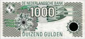 Niederlande / Netherlands P.102 1000 Gulden 1994 (1)