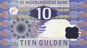 Niederlande / Netherlands P.099 10 Gulden 1997 (1)