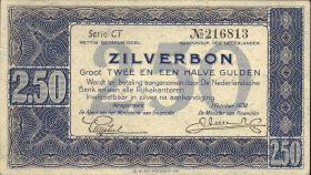 Niederlande / Netherlands P.062 2,50 Gulden 1938 (1)