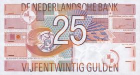 Niederlande / Netherlands P.100  25 Gulden 1989 (1)