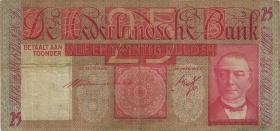 Niederlande / Netherlands P.050 25 Gulden 1937-1938 (3)