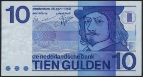 Niederlande / Netherlands P.091a 10 Gulden 1968 (1)