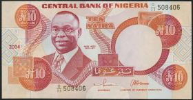 Nigeria P.25g 10 Naira 2004 (1)