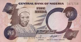 Nigeria P.24f 5 Naira o.J. (1)