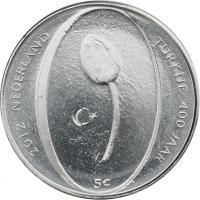 Niederlande 5 Euro 2012 400 Jahre