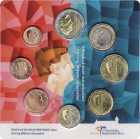 Niederlande Euro-KMS 2014 (Postausgabe)